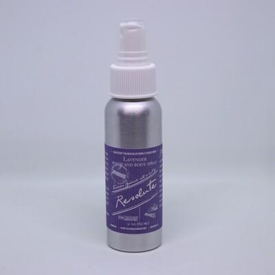 Lavender Body and Room Spray