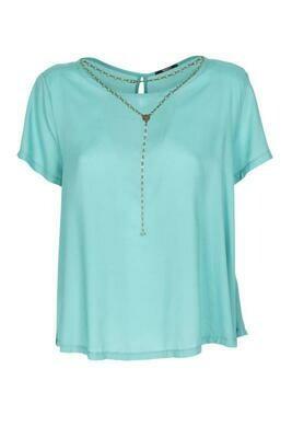 T-Shirt Turchese Siste's