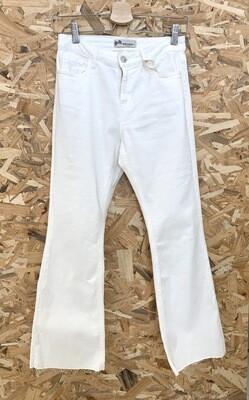 Jeans a trombetta
