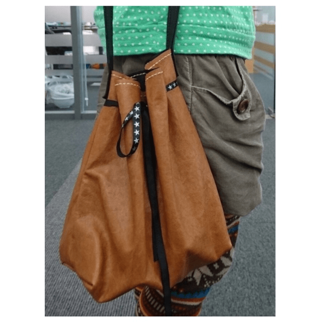 REstore0907-再用皮革工作坊(側揹袋)