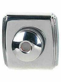 Von Morris Door Hardware Art Deco DoorBell-SMALL