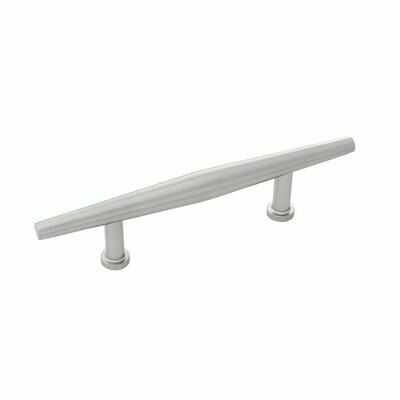 Belwith-Keeler Cabinet Hardware  Wexler Collection Pull 3 Inch Center to Center Stainless Steel Finish