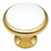 Hickory Cabinet Knobs and Pulls KNOB, 1-3/8