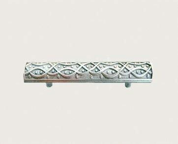 Emenee Decorative Cabinet Hardware Medici Weave Handle 4-1/8