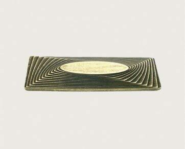 Emenee Decorative Cabinet Hardware Rectangle/Oval Mission Pull