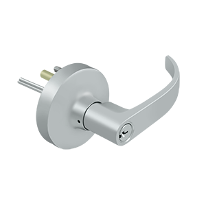 Deltana Architectural Hardware Commercial Locks: Pro Series Lever Trim For Exit Device 60 Entry Function each