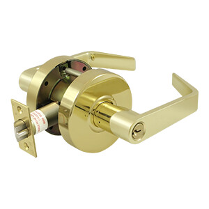 Deltana Architectural Hardware Commercial Locks: Pro Series Comm. Store Room Standard GR2, Clarendon w/CYL each