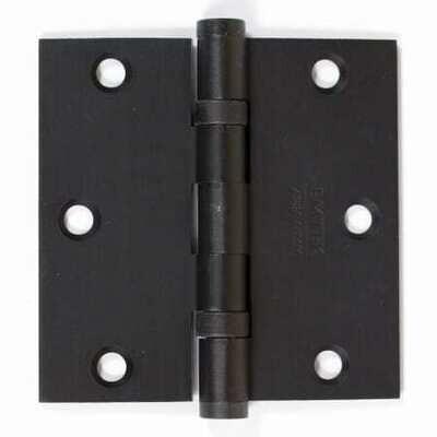 Emtek Door Hardware Heavy Duty Hinges Solid Brass  3-1/2