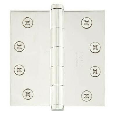 Emtek Door Hardware Residential Heavy Duty Hinges Solid Brass 4