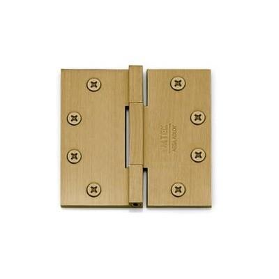 Emtek Door Hardware Square Barrel Heavy Duty Hinges 4