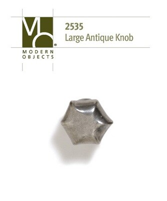 Modern Objects Antique Cabinet Knob (large)