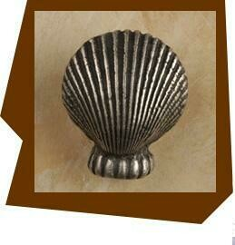 Anne At Home  Oceanus Cabinet Knob-Small