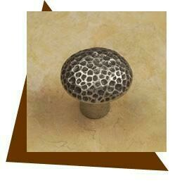 Anne At Home  Hammersmith Round Cabinet Knob-Large