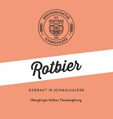 Rotbier 0,75 Liter