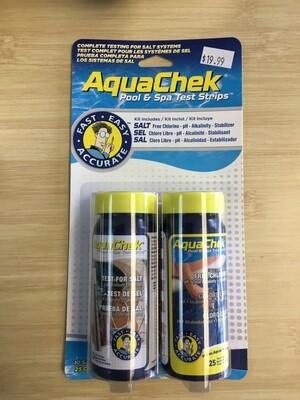 Aqua Chek Salt/Chlorine Duo