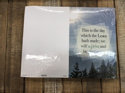 Bulletin The Day Which The Lord Hath