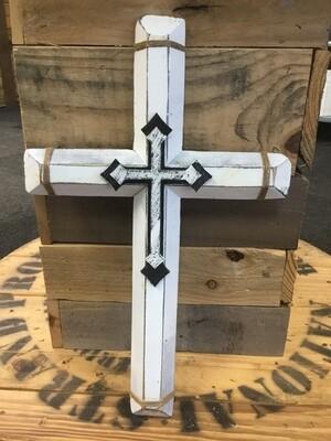 White Wood Cross