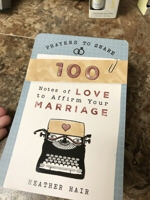 Prayers To Share Marriage