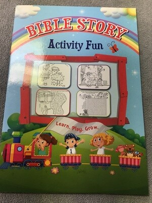 Bible Study Activity Fun