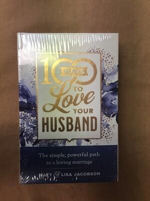 100 Ways To Love You Husband/Wife