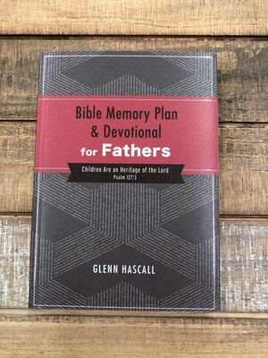 Bible Memory Plan & Devotional for Fathers