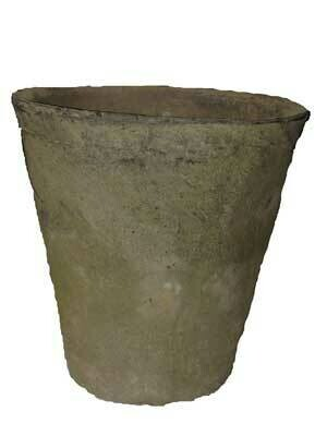 Aged Single English Pot