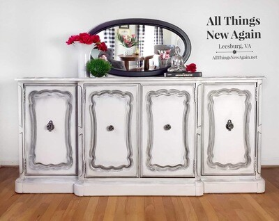 Furniture: Bassett Buffet