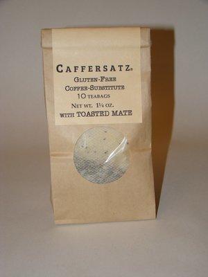 Caffersatz---Pkg. of 10 tbags:  $7.00 + SHIPPING