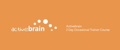 Activebrain : Occasional Trainer Essentials (2 Days)