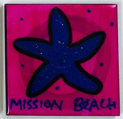 Star Fish Coaster