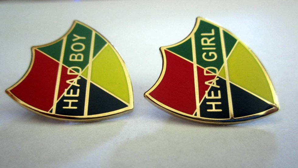 Head Boy or Head Girl Badge / Pin