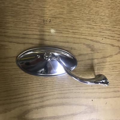 Bob Drake Swan Neck Oval Head Mirror