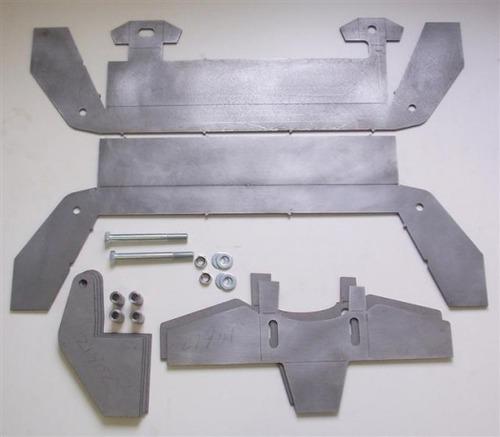 Mustang II Crossmember Kit for Coil Overs/ Shockwaves