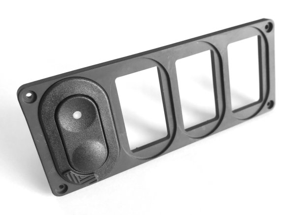Air Ride Switch Panel