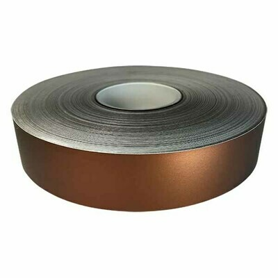 Brown Shimmer Satin Lustre Decorative Tape