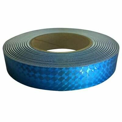 Prismatic Tape, Blue Ice