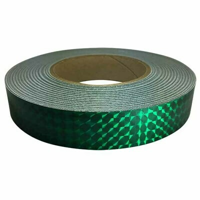 Prismatic Tape, Emerald Green