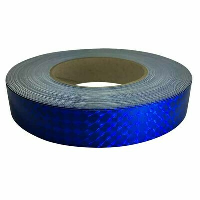 Prismatic Tape, Sapphire Blue