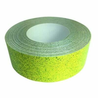 Giltter Tape, Fluorescent Yellow