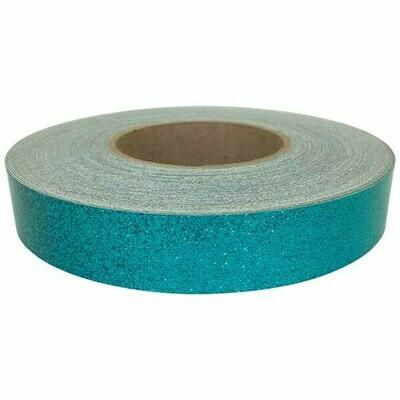 Glitter Tape, Aquamarine