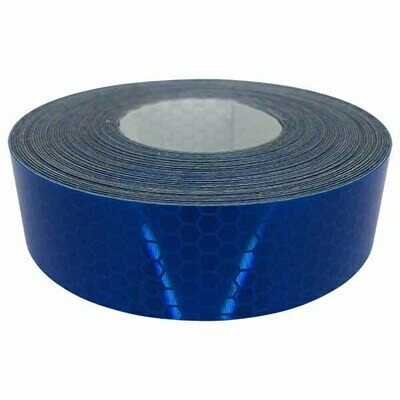 High Intensity Reflective Tape - Blue