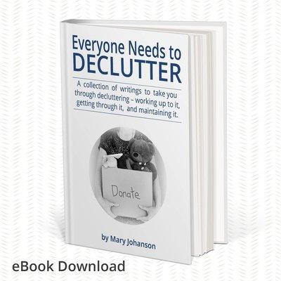 eBook: Everyone Needs to Declutter