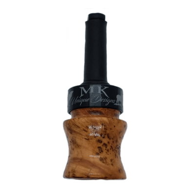 Sweet Talker Bite and Blow Closed Reed Cow Elk Call Cherry Burl