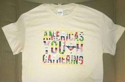Americas Youth Gathering, Fundraiser Shirt