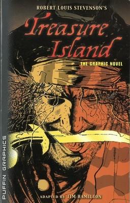 Treasure Island: The Graphic Novel (Puffin Graphics)