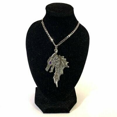 Drago Sterling Silver