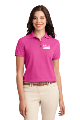 Ladies Short Sleeve Polo  REGULAR PRICE  $26.00
