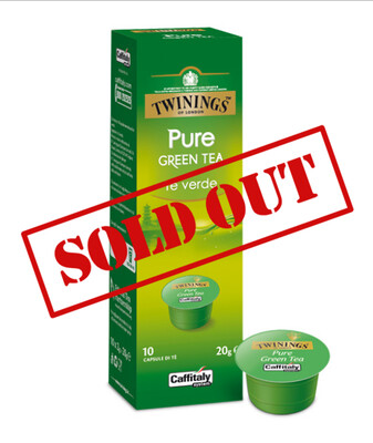 TWININGS - GREEN TEA