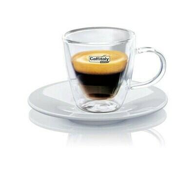 ESPRESSO GLASS CUP SET
