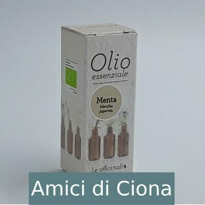 Olio essenziale di Menta piperita (10ml)